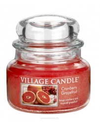 Village Candle Cranberry Grapefruit